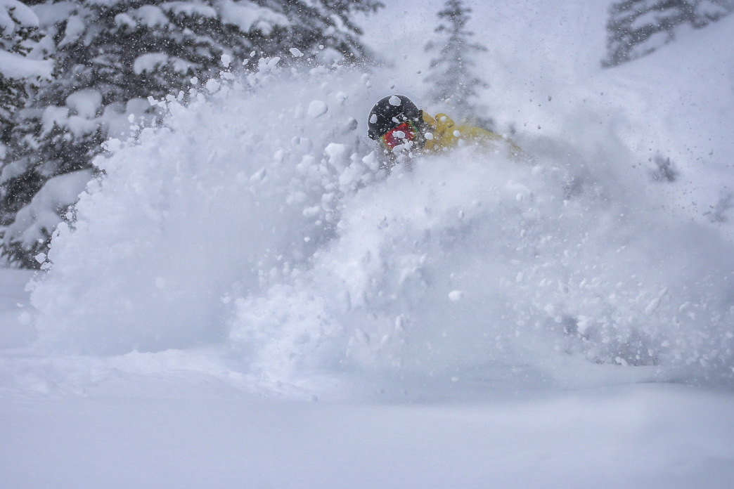 Get your pass now so you're ready to take advantage of blower powder days.