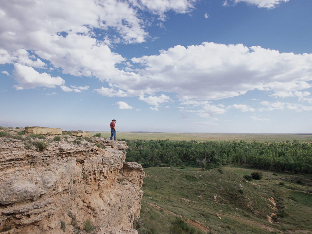 The Cimarron Grasslands is an ideal spot for lower elevation adventures.