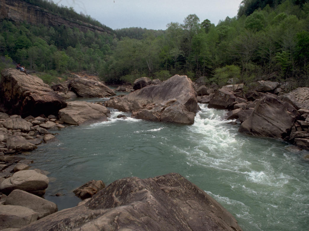 As a day trip or overnighter, the Obed River is home to some of Tennessee's most pristine and remote white water.