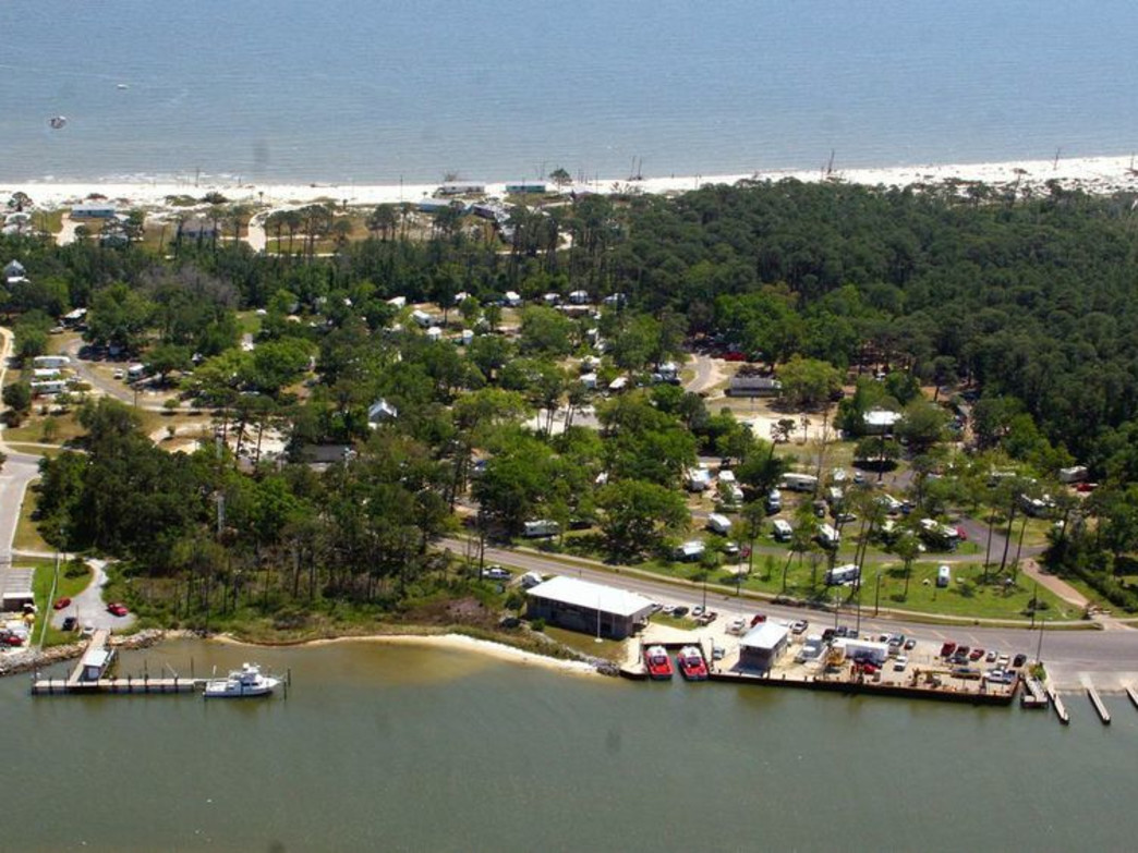 With water on every side, Dauphin Island is a water lover's paradise.