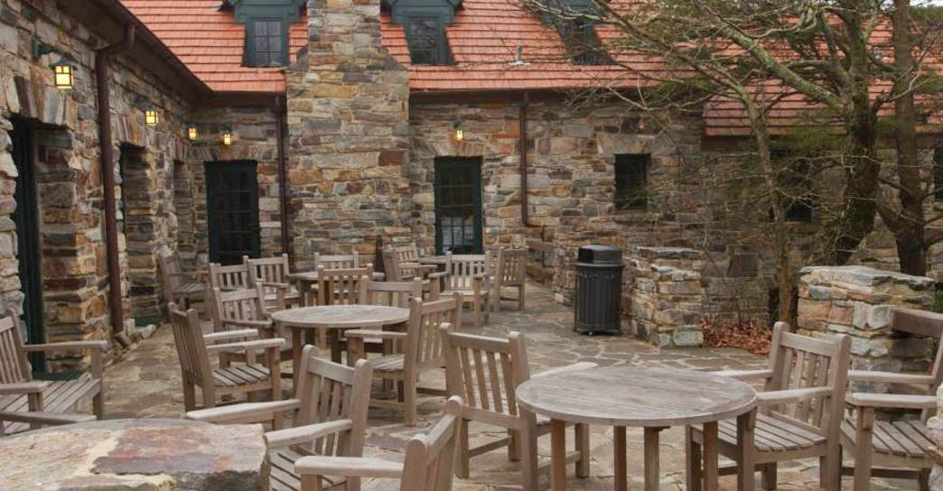 The Cheaha Lodge & Restaurant will remain open in the state park, but only on weekends.