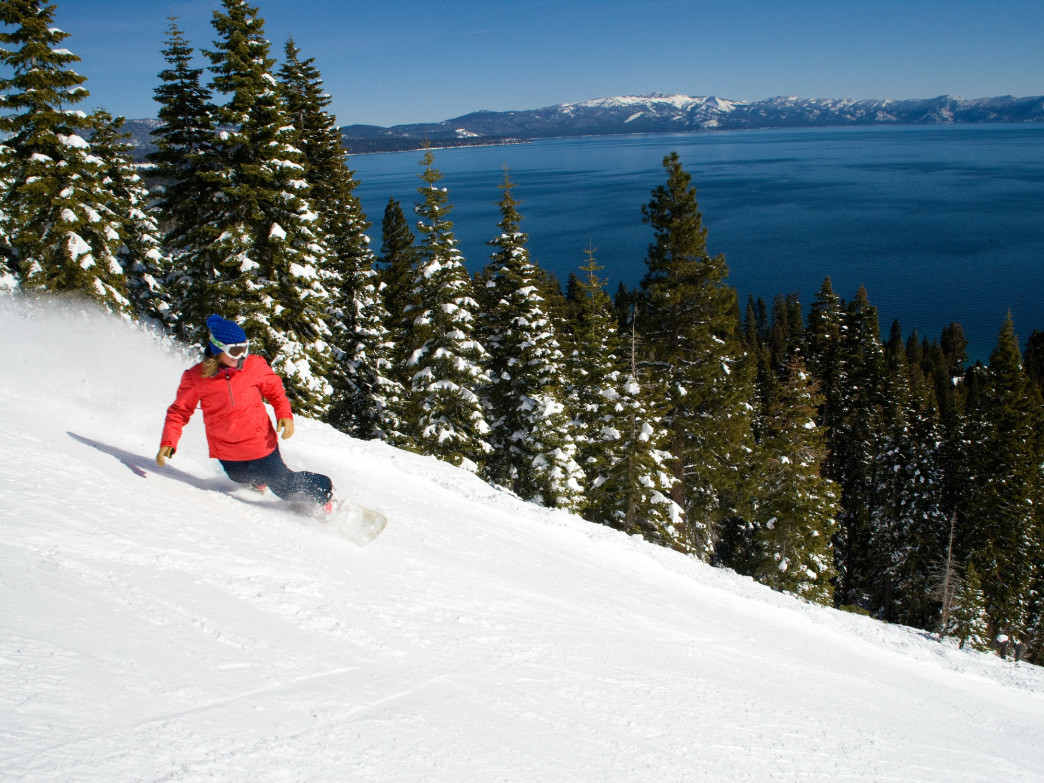 Homewood is one of Lake Tahoe's hidden gems, with great views and affordable prices.