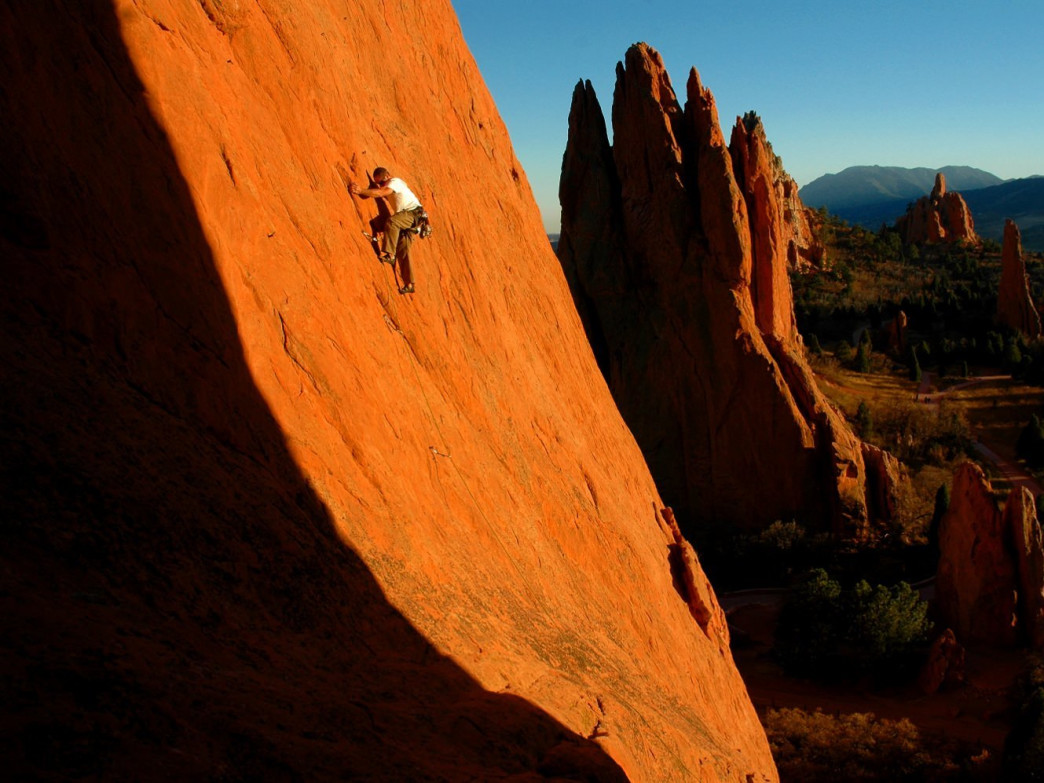 Preserving The Freedom Of Climbing In Colorado Springs