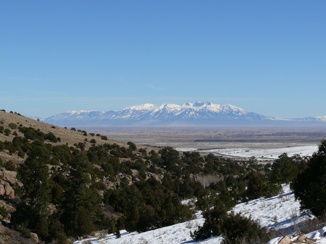 The unique geography of the San Luis Valley has helped several agricultural staples thrive.