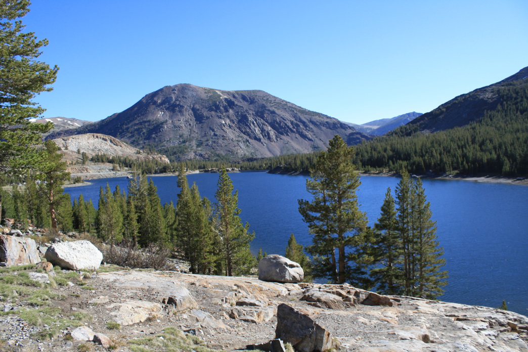 Mammoth Lakes is linked to Yosemite by none other than the John Muir Trail.