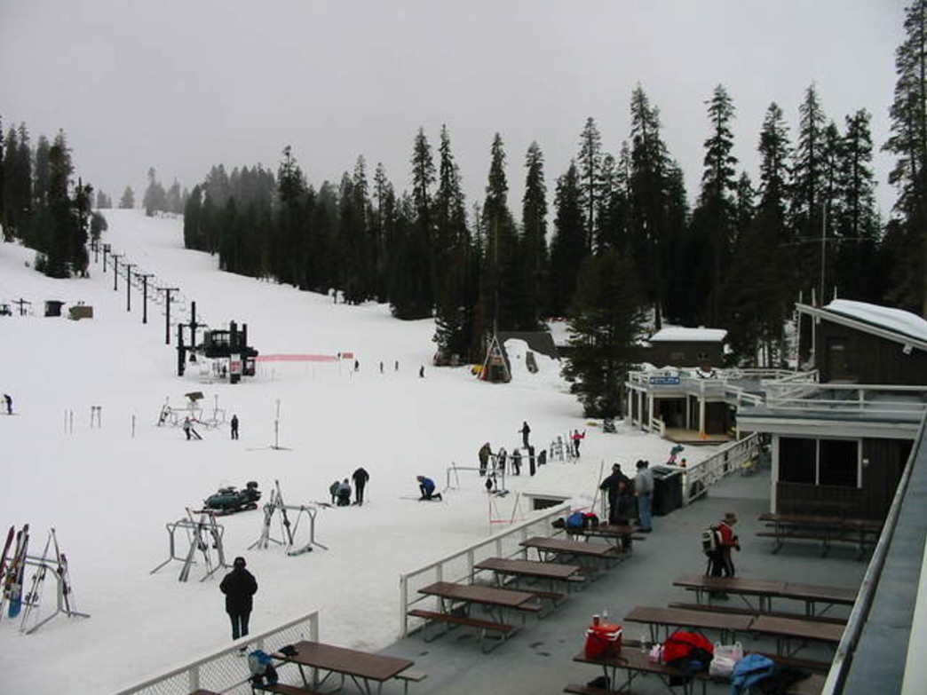 Badger Pass is the oldest ski area in California.