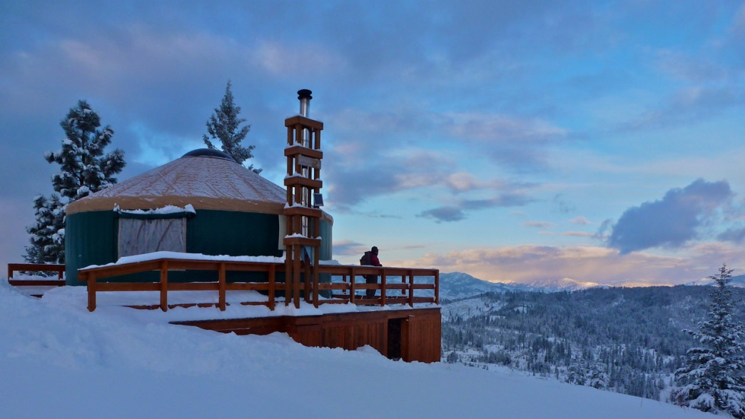 6 Unforgettable Yurt Trips Near Boise Find the perfect yurt for rent in top places to camp near you. 6 unforgettable yurt trips near boise