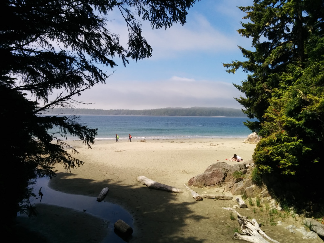 Tofino beckons in the fall with nearly deserted beaches.
