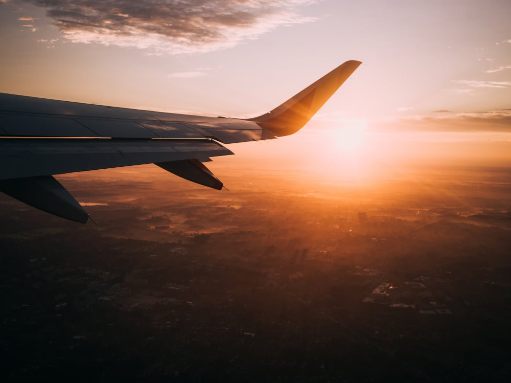 Being afraid to fly can be more than a phobia; it can be a curse.