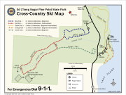 Sugar Pine Point Park Map