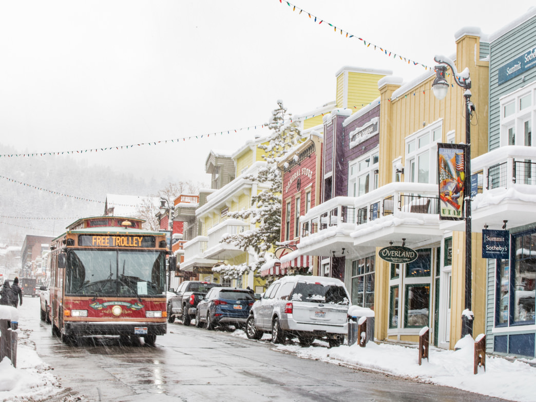 Start your trip by wandering along Historic Main Street.