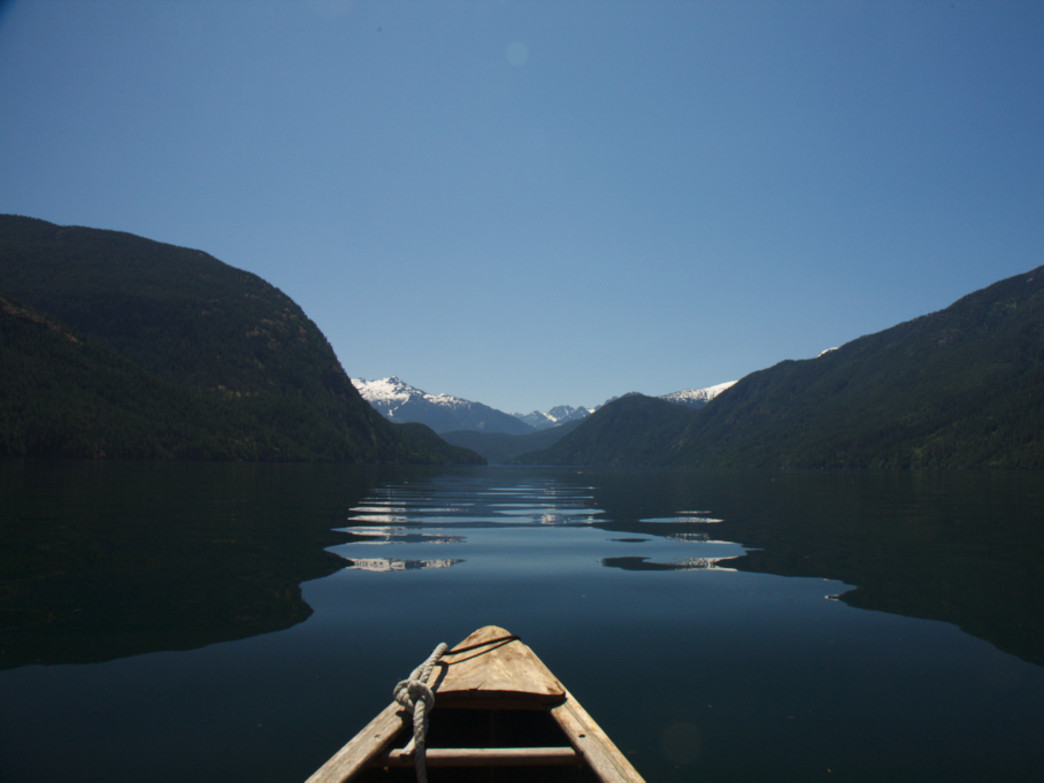 Kayaking season on Ross Lake beats the heat