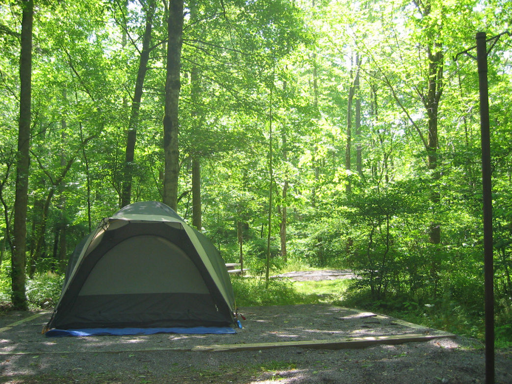 Lost Creek Campground.