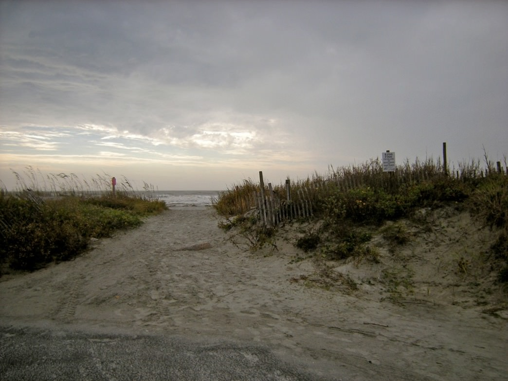 Folly Beach is home to hundreds of years of eerie occurrences and haunted histories