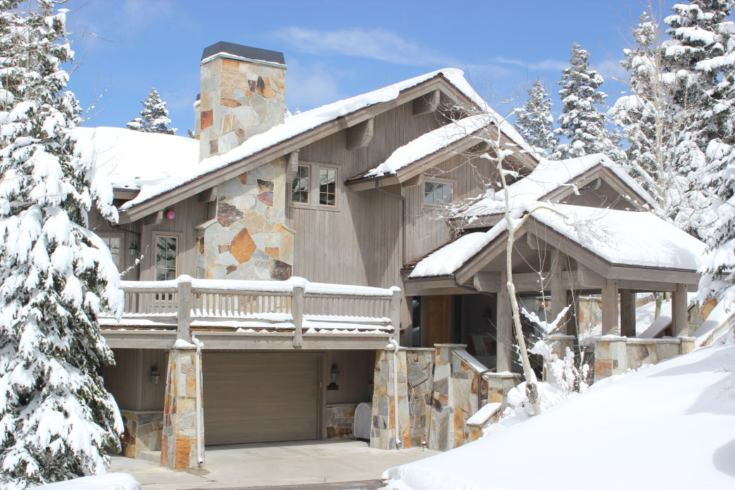 The Signature Collection offers access to luxury homes right on the mountain.