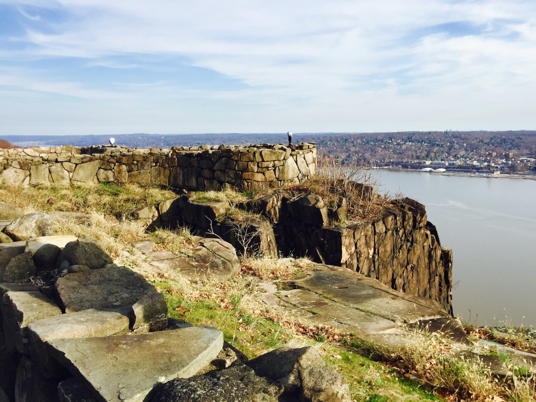 State Line Lookout at Palisades Interstate Park
