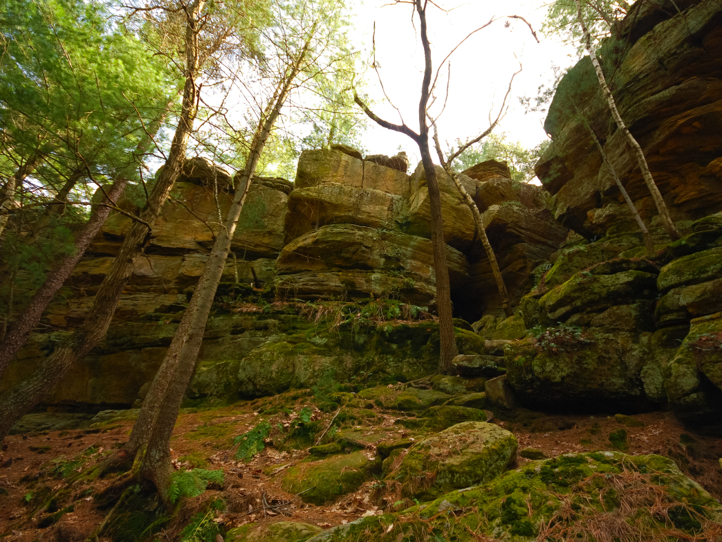 Governor Dodge State Park Hiking Rootsrated
