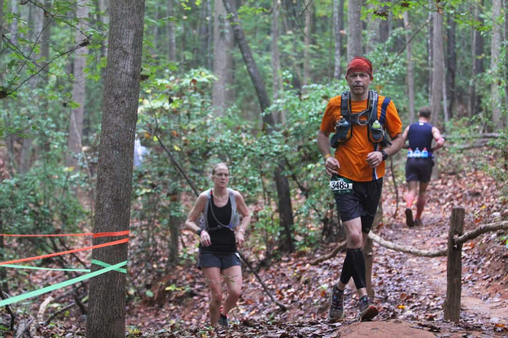 The WC50 Ultra Run offer participants the choice of 50 miles or 50K.
