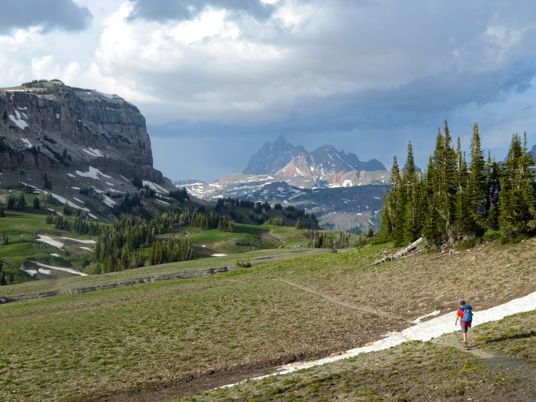 Wyoming's Teton Crest Trail is one of the West's standout hikes.