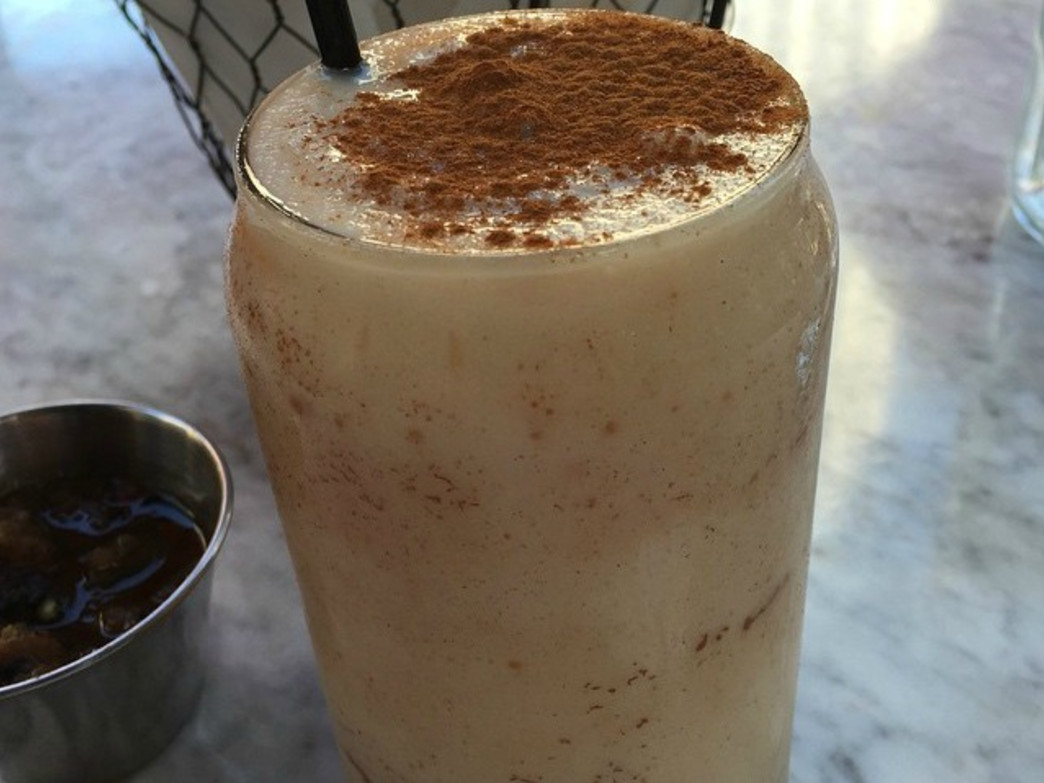 LA's Tierra Mia makes a mean Horchata Latte