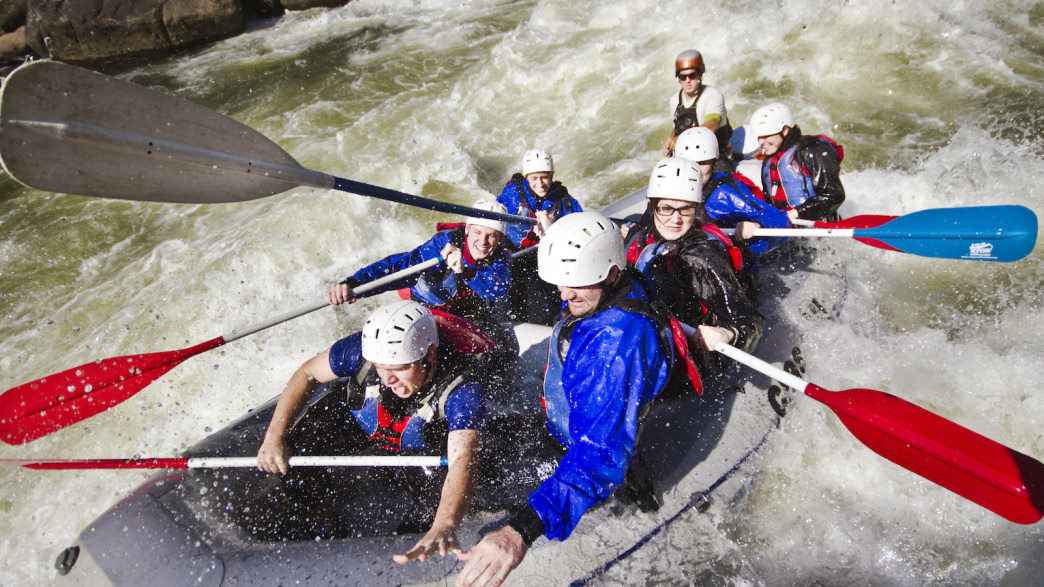 What Makes The Gauley River S Pillow Rock Rapid The Best