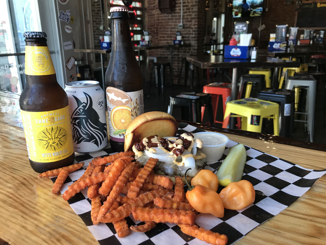 Jack Brown's Beer and Burger Joint is one of the newest Chattanooga restaurants drawing rave reviews.
