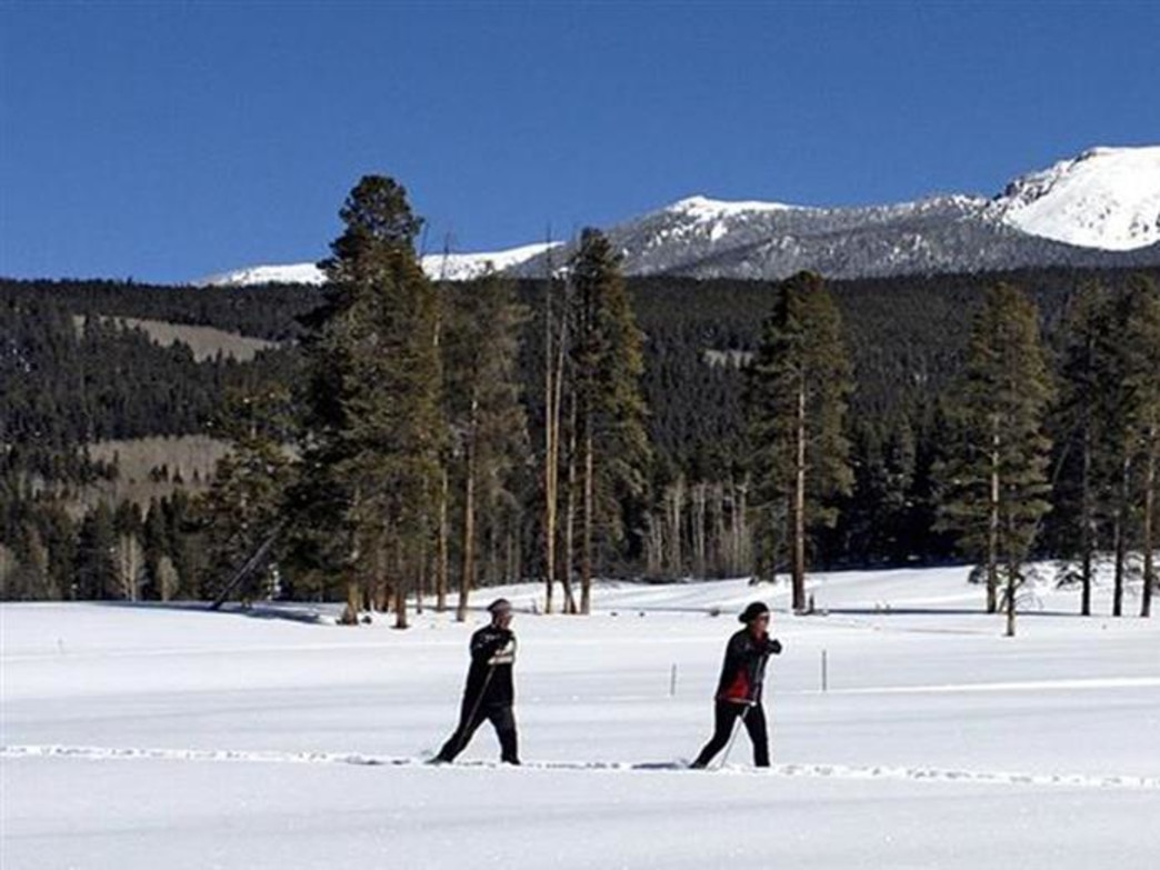 a quick and dirty guide to cross country skiing near boulder