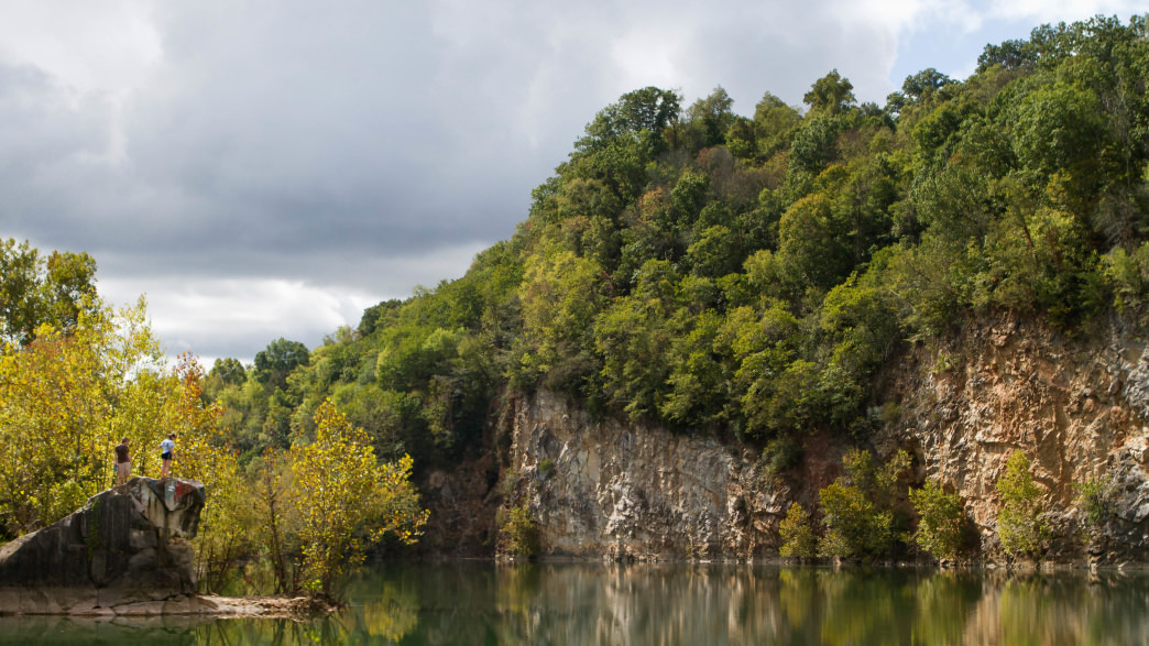 Camping Knoxville Tn >> An Introduction to Ijams Nature Center in Knoxville