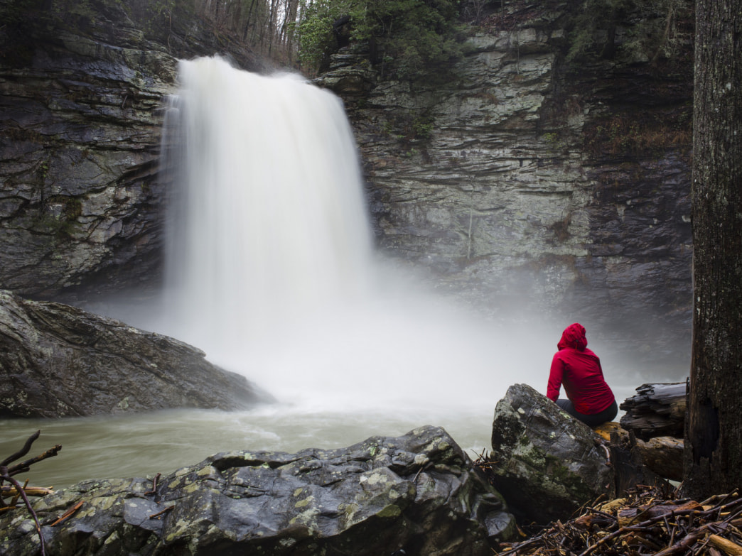 Rainbow Falls is a hidden gem, but stay away while access issues persist.
