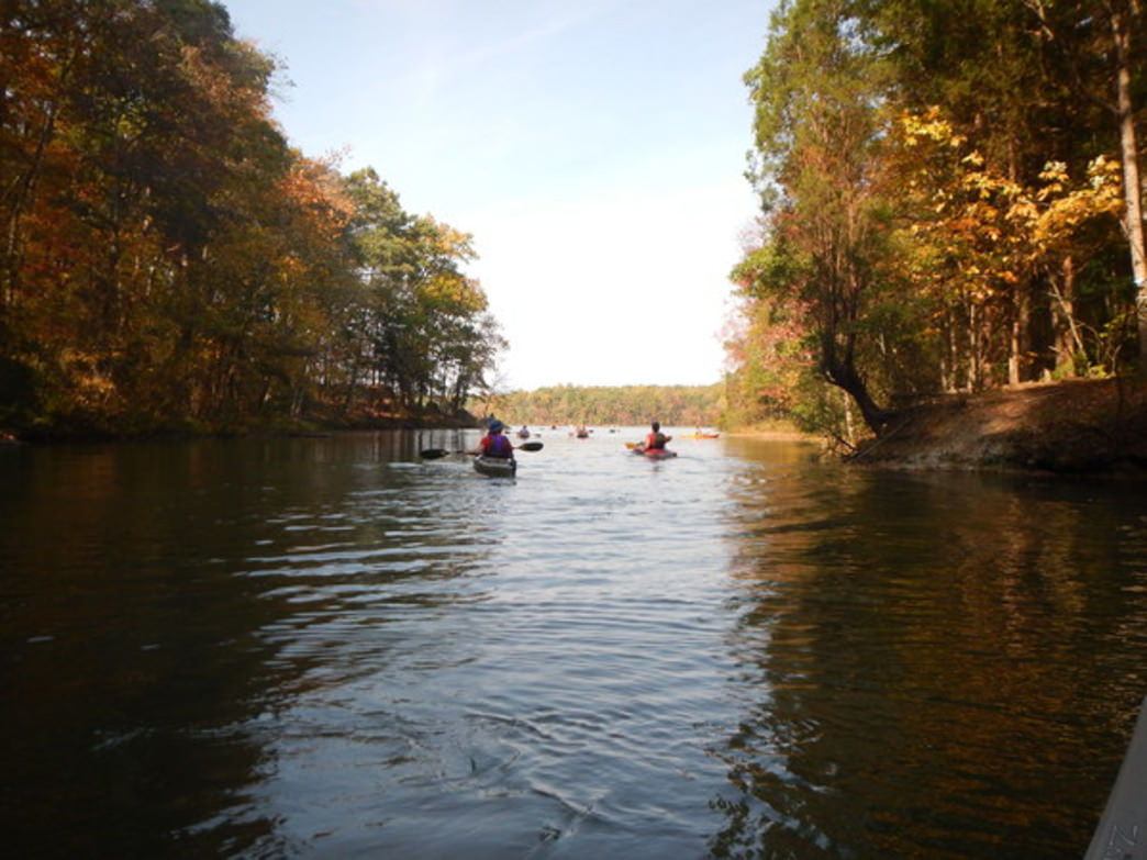 Two easy to access launches make Latta Plantation ideal for exploring Mountain Island Lake