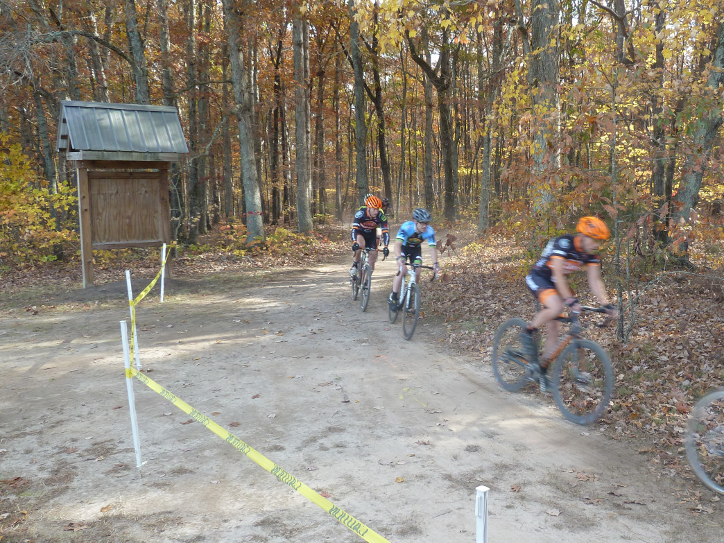 Cyclocross is a great way to bridge the gap from fall to spring.