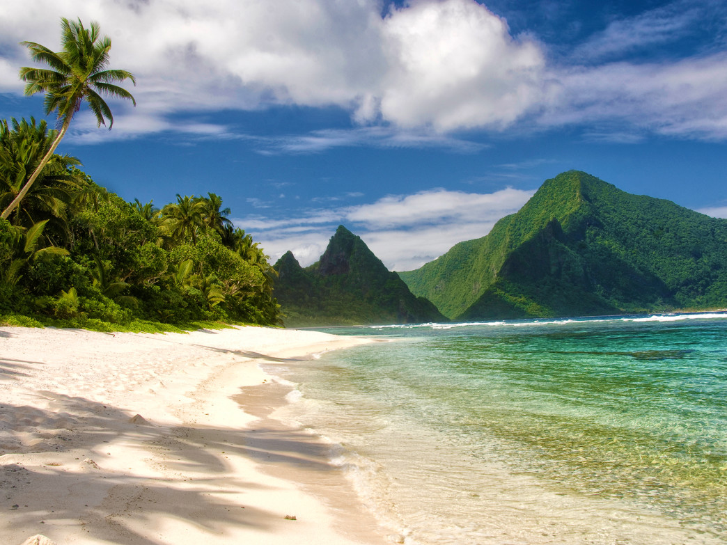 National Park of American Samoa.