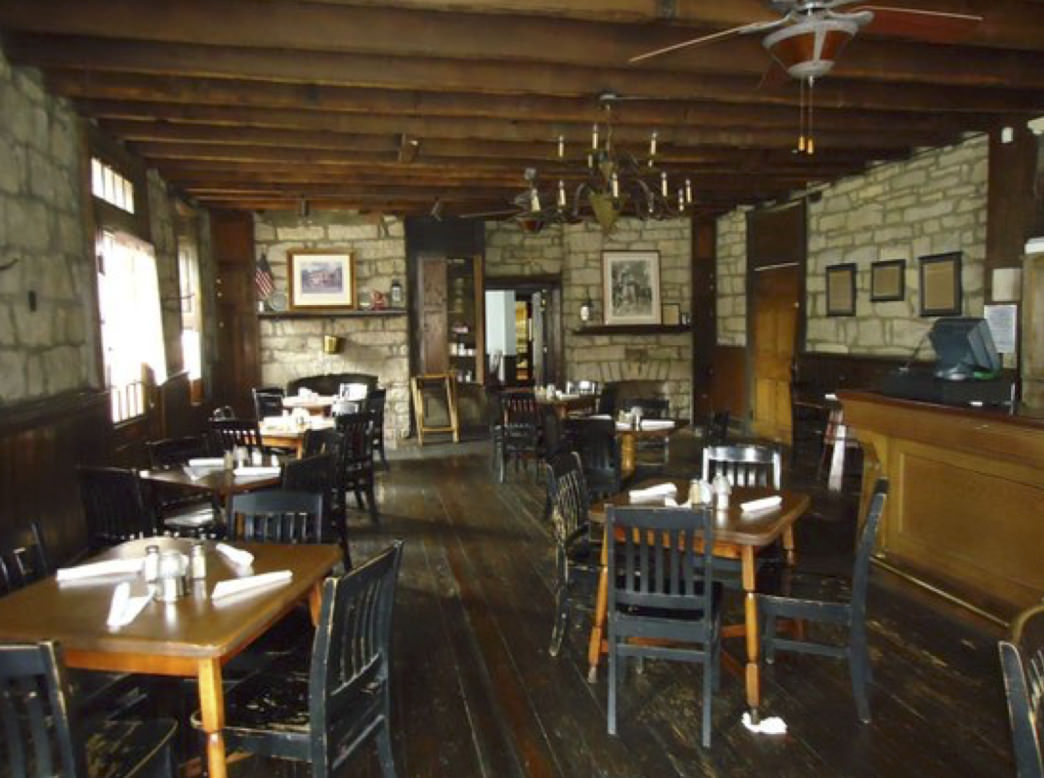 Many famous Americans throughout history have visited Old Talbott Tavern.
