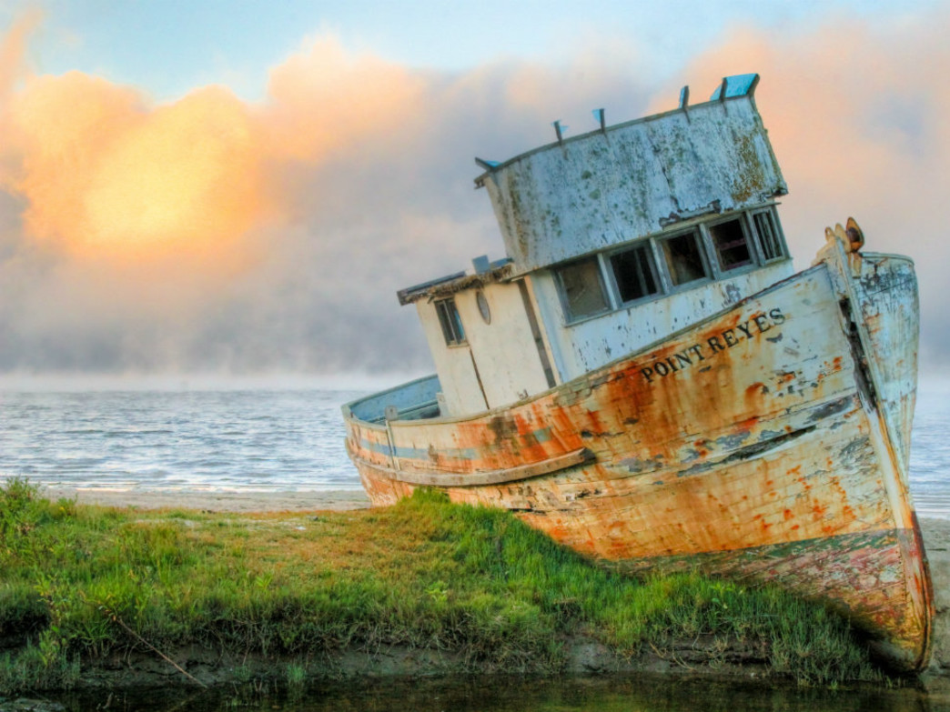 Point Reyes National Seashore is full of wonders, both natural and manmade.