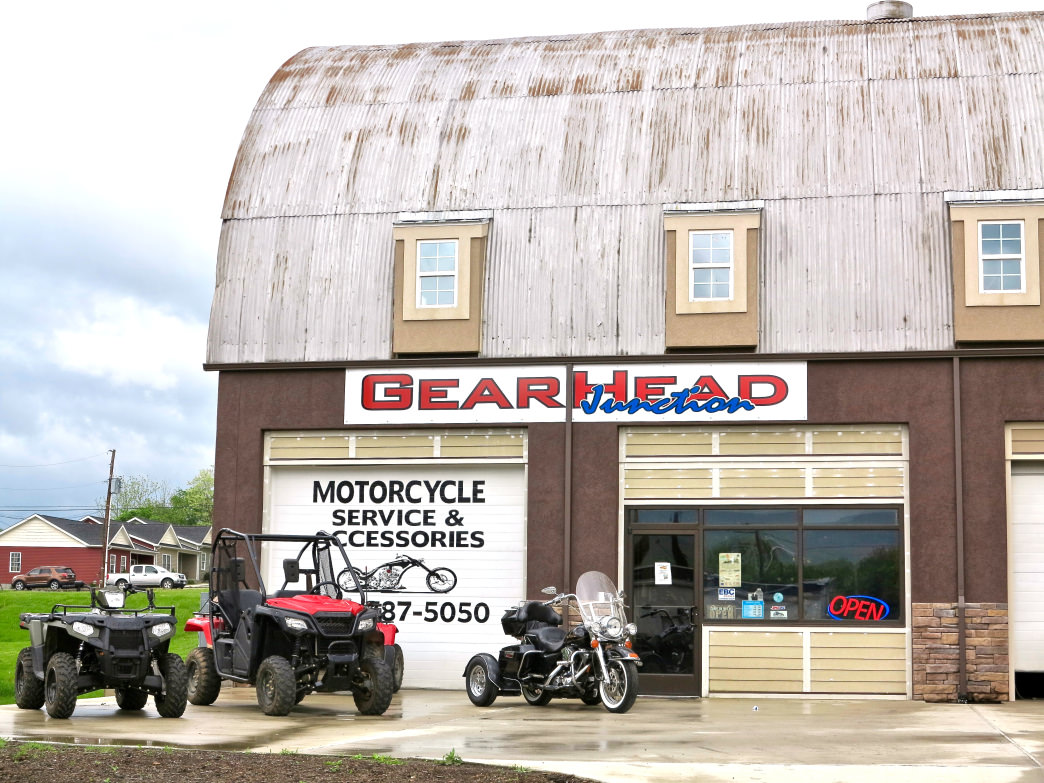 GearHead will provide visitors guided motorcycle tours of the area. Renee Sklarew