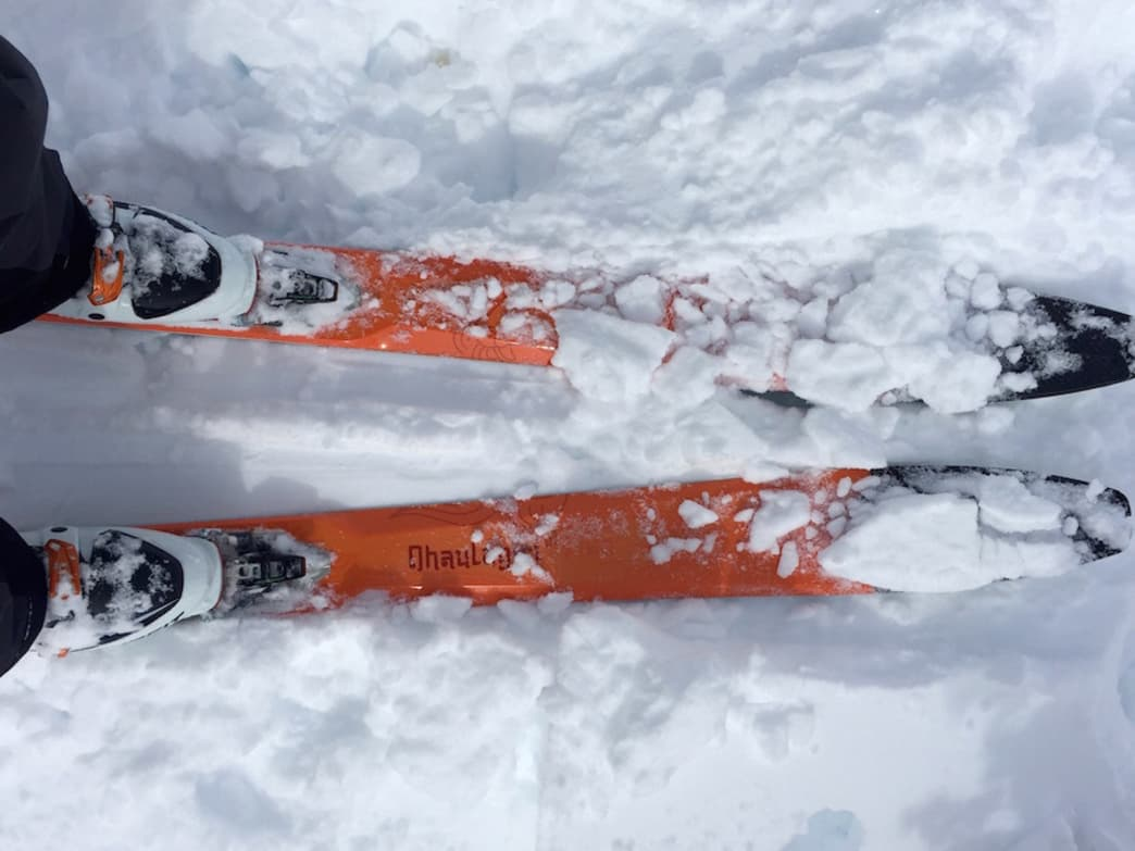 Winter ski touring in RMNP requires the right equipment set up of boots, skis and bindings.