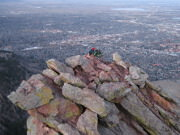 Image for Flatirons Rock Climbing