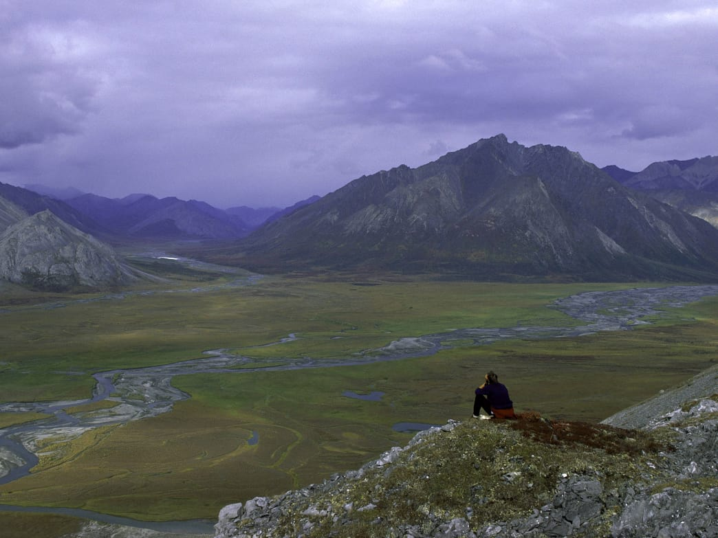 The Gwich'in Nation, an Alaska Native tribe, have lived in the region for over 20,000 years.