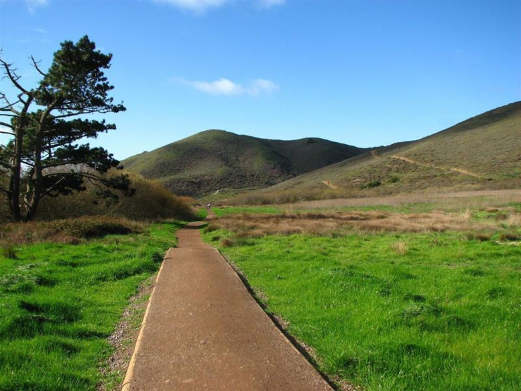 Tennessee Valley Trail Hiking