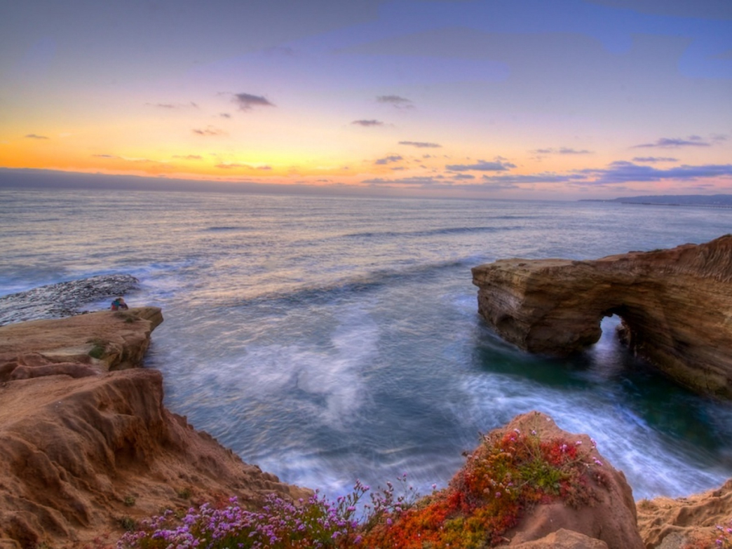 Sunset Cliff Natural Park San Diego