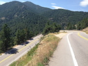 Image for Flagstaff Mountain - Road Biking