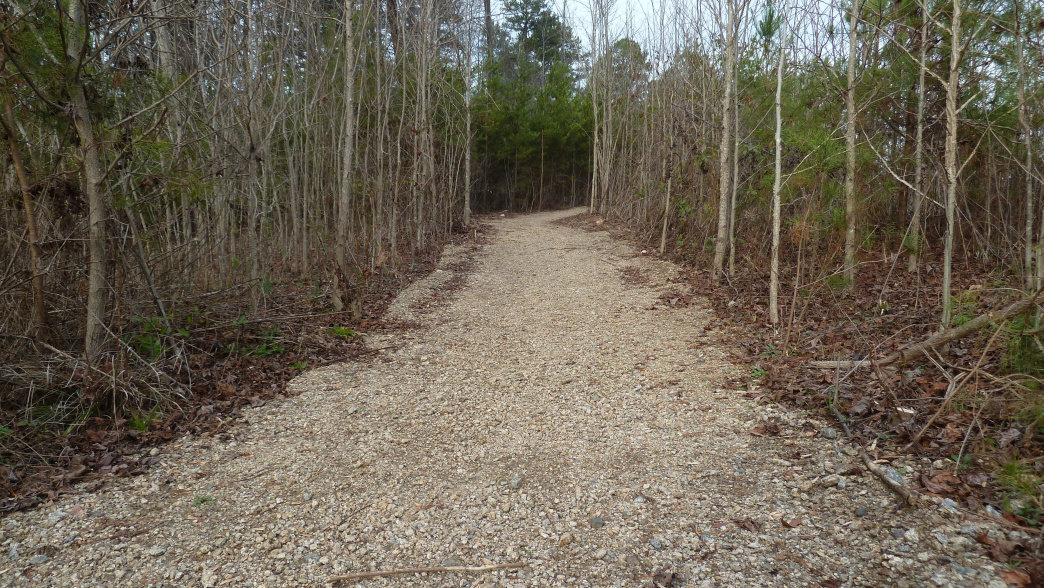 The addition of the 3-mile Parkway Trail brings an all weather option to the center.