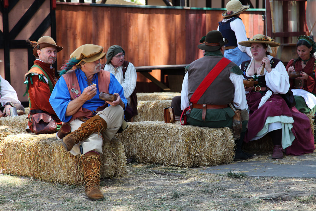The Alabama Renaissance Faire is 200 acres of medieval merriment.