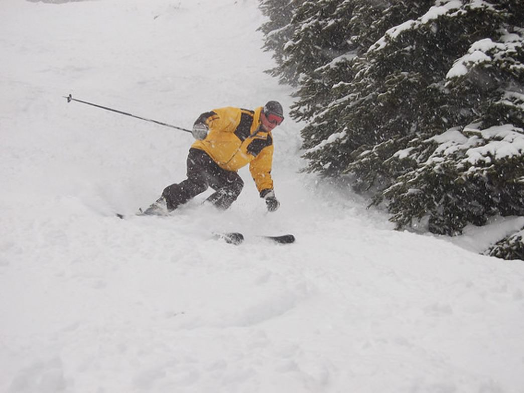 Make your first day on the slopes this winter epic by training correctly beforehand.