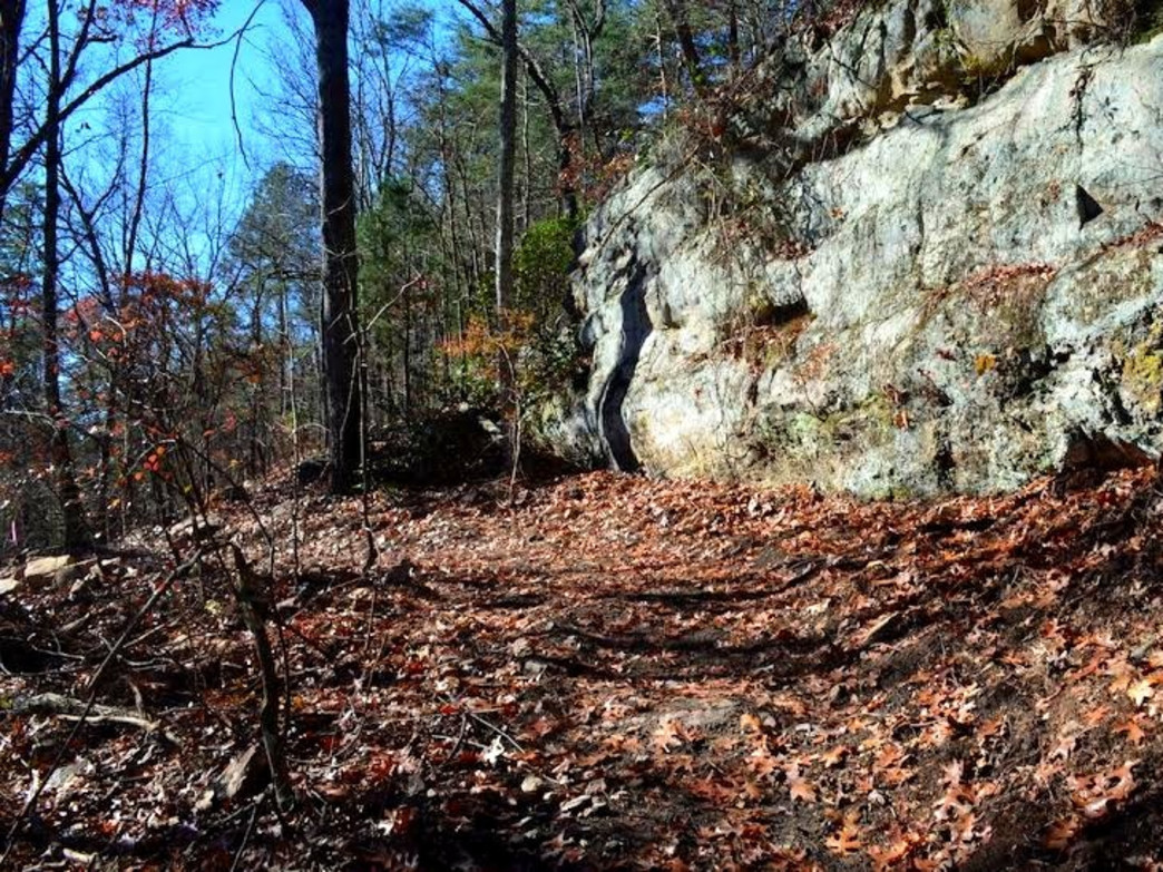 Once construction is finished, riders will enjoy 11 miles of off-road trails at Turkey Creek.