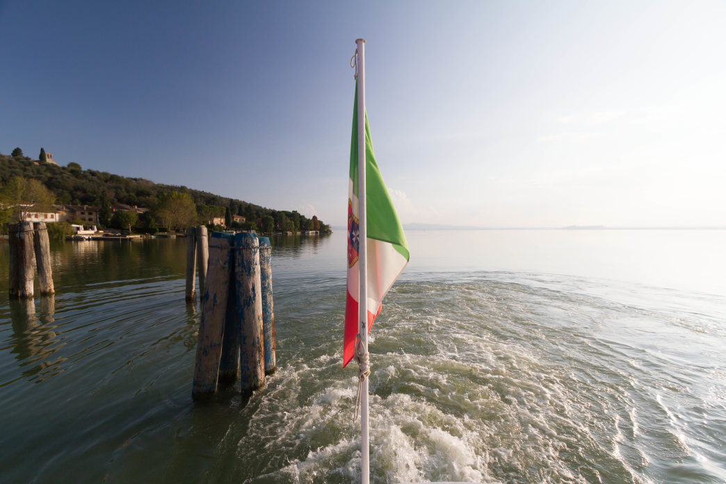 Hop aboard a boat for a unique way to explore Italy's Etruscan Coast.