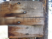 Image for Blue Miner Lake