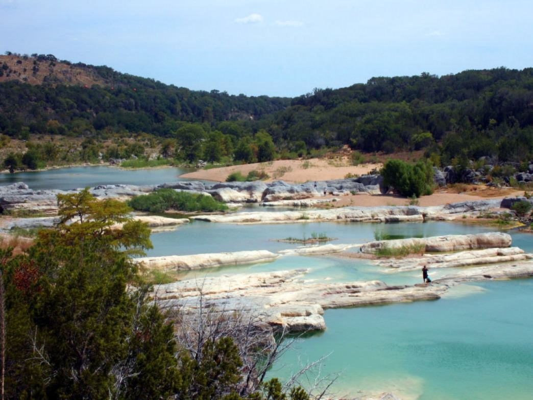 Pedernales Falls State Park Backpacking And Camping