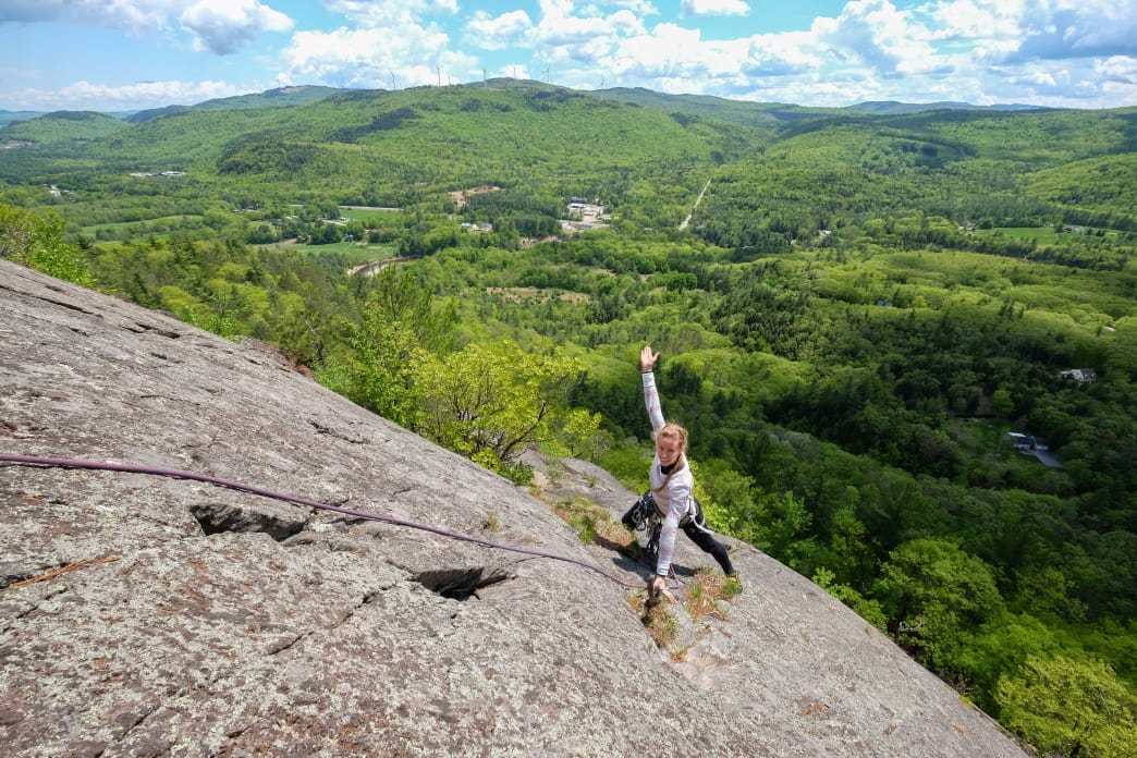 10 Classic Crags in the Northeast - Osprey Packs Experience