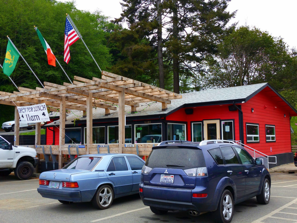 Located in Harbor, Oregon, Fat Irish Kitchen & Pub is a must for those who enjoy great food and a stiff drink.